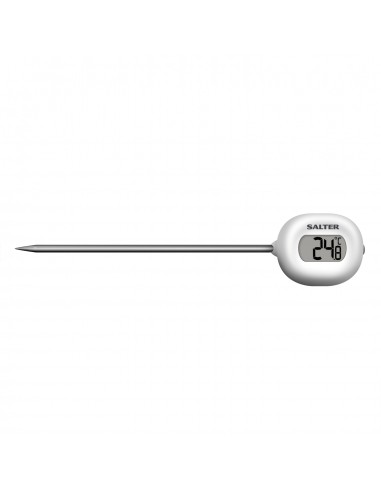 Inst.Read Digital Thermometer - White...